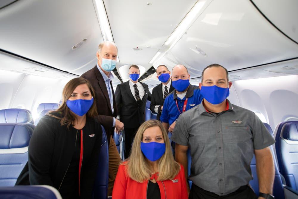 Southwest Airlines Announces Employee Vaccination Mandate