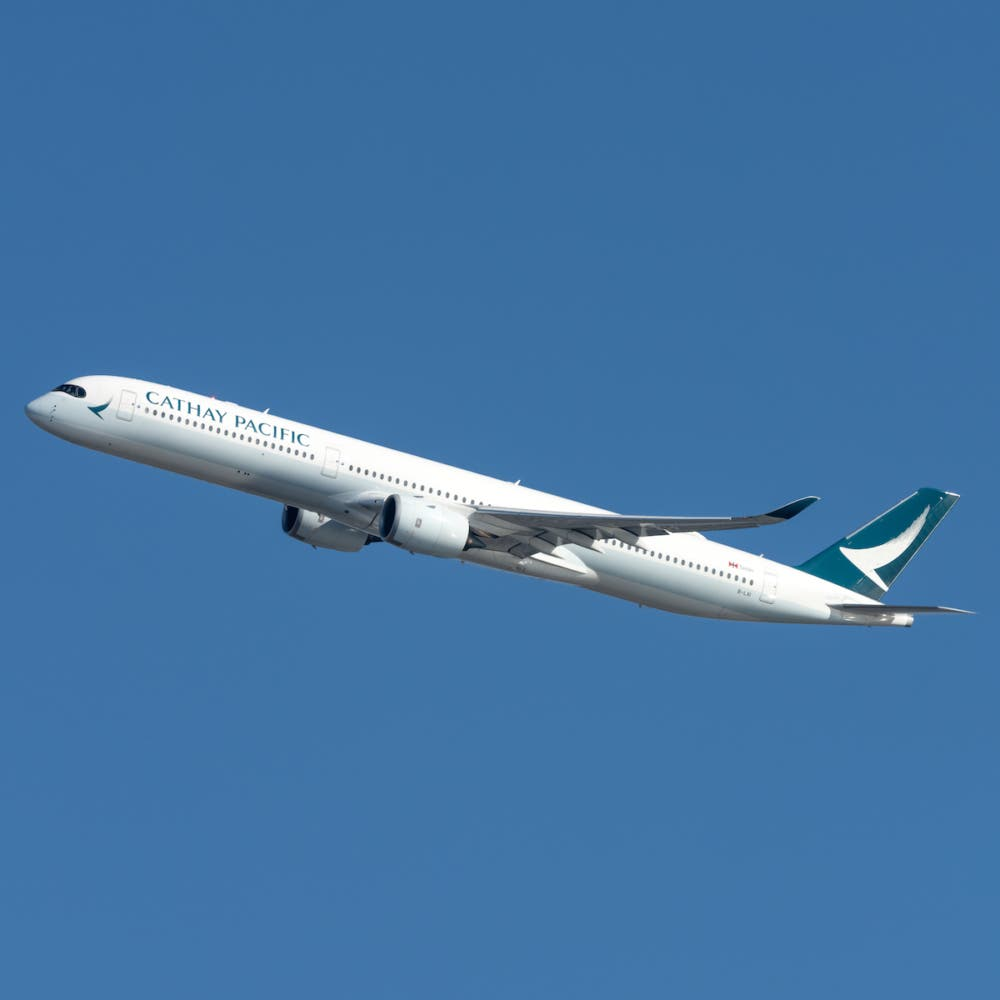 Cathay Pacific Airbus A350-1041 B-LXI
